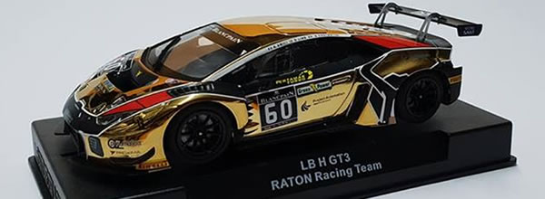 Sideways: la LB H GT3 RATÒN RACING TEAM SWCAR01F