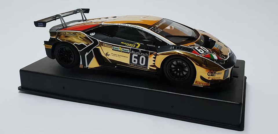 Sideways: la LB H GT3 RATÒN RACING TEAM SWCAR01F