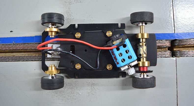 BRM: des photos de la Mini Cooper 1/24 version préproduction
