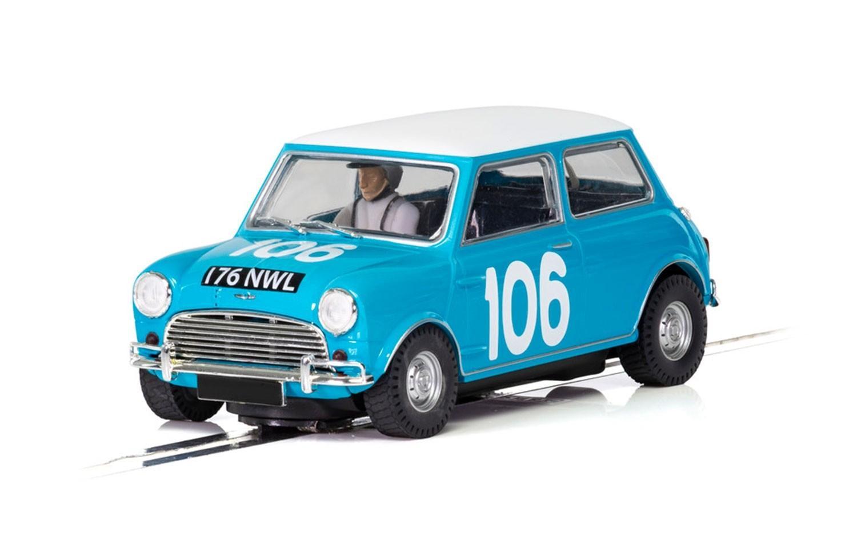 C3913 - Austin Mini Cooper S - Targa Florio 1962