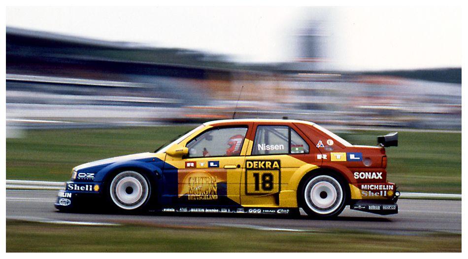 SLOT.IT CA50A - Alfa Romeo 155 V6 TI - Zolder DTM 1994 #18