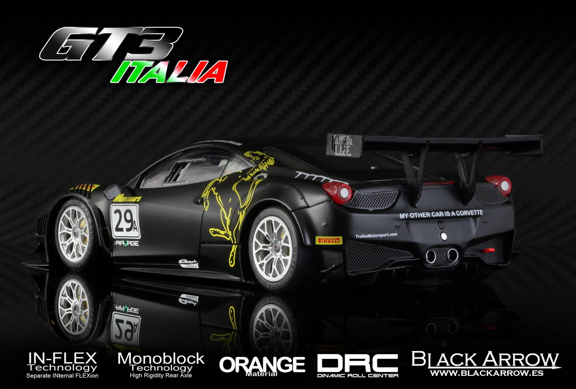 Black Arrow: la GT3 Italia 12 heures de Bathurst 2015