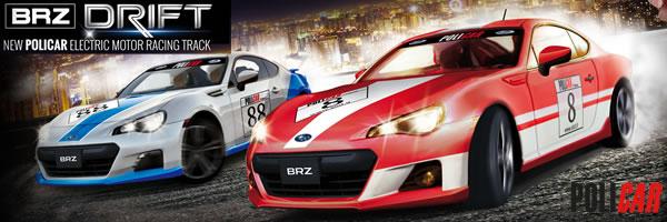 Policar: le coffret BRZ Drift sur le site de la marque