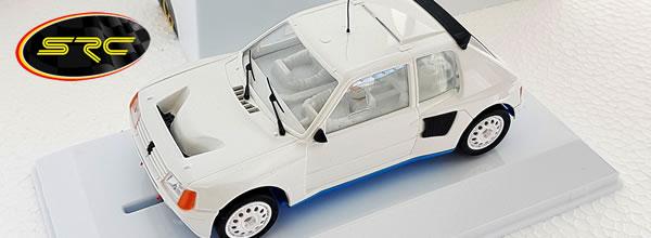 """SRC: La Peugeot 205 T16 """"spécial 5e anniversaire"""" gratuite"""