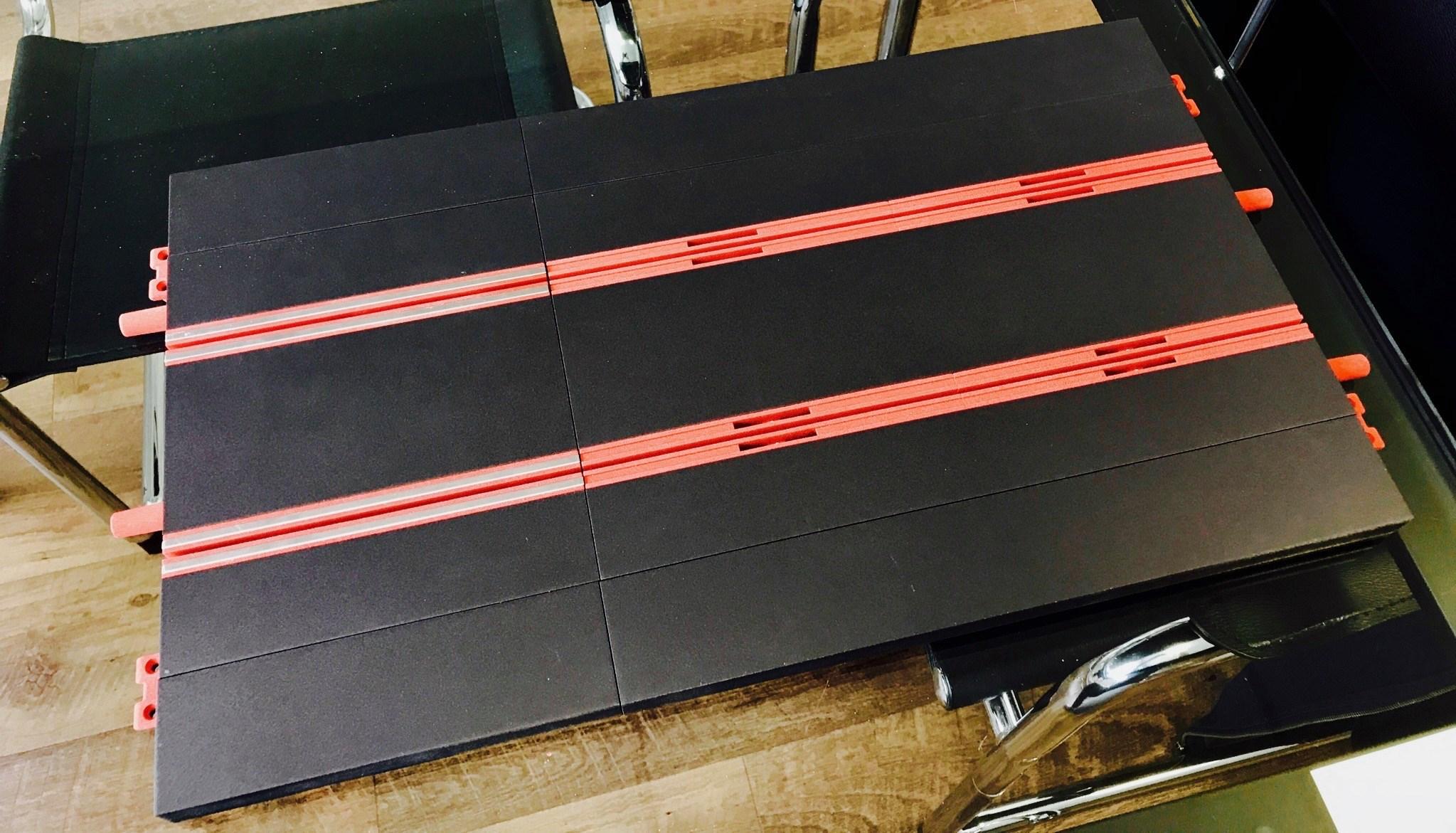 Harrel Racing Standard: Des rails innovantes pour circuits routiers électriques