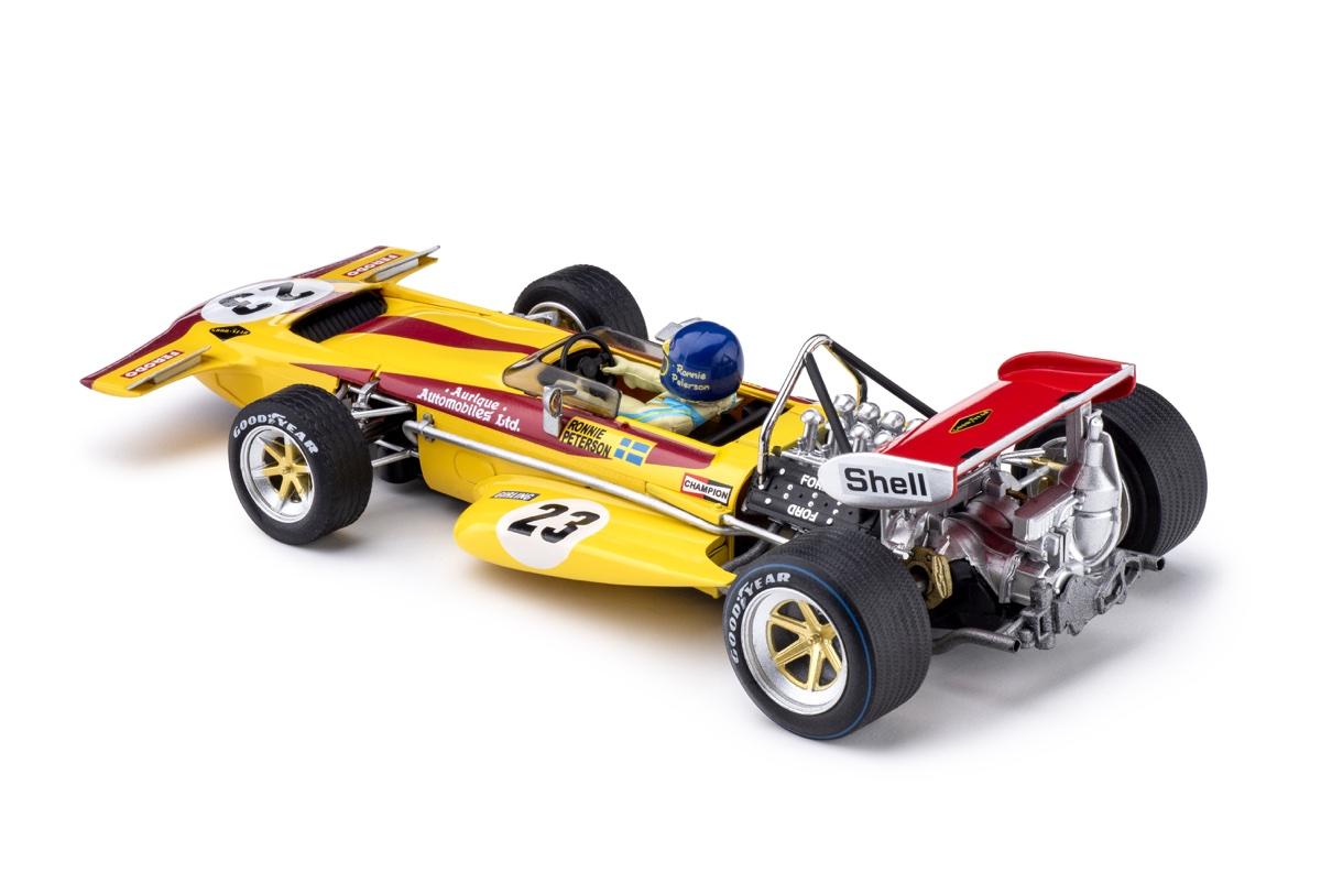 Policar March 701 No.23 Monaco GP 1970, Ronnie Peterson Ref: PC-CAR04c