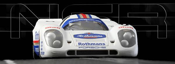 NSR Slot: la Porsche 917K Rothmans #9 SW Shark 20K – 0087SW