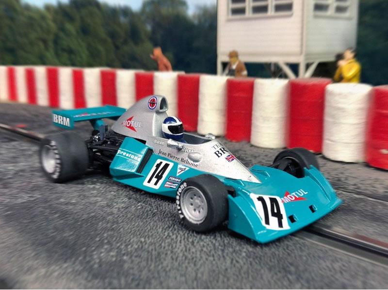 NonnoSlot la BRM P201 Beltoise