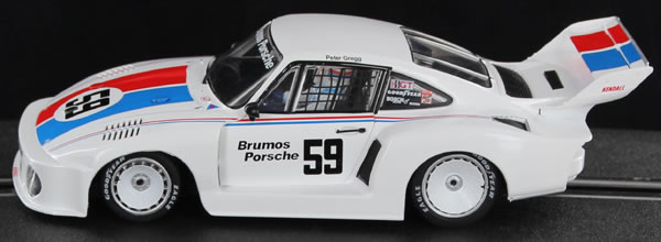 Sideways : la Porsche 935/77A Turbo Brumos RC-SW0061