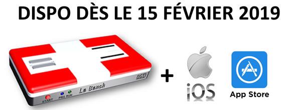 Slot Car Technology: l'application iPhone du Bench arriveSlot Car Technology: l'application iPhone du Bench arrive