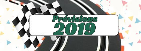 Slot Racing: Que nous réserve les marques pour 2019