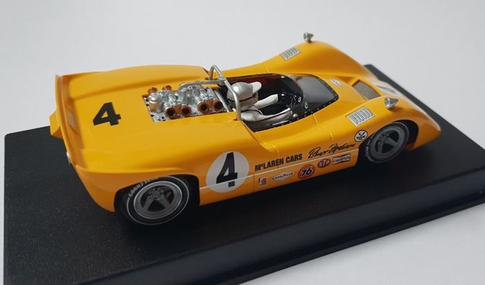 Thunder Slot McLaren M6A Laguna Seca 1968 Can-Am Ref: TSLCA00302