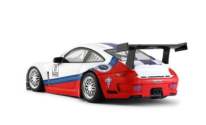 0088AW - Porsche 997 Martini Racing # 11 - AW King 21 EVO3