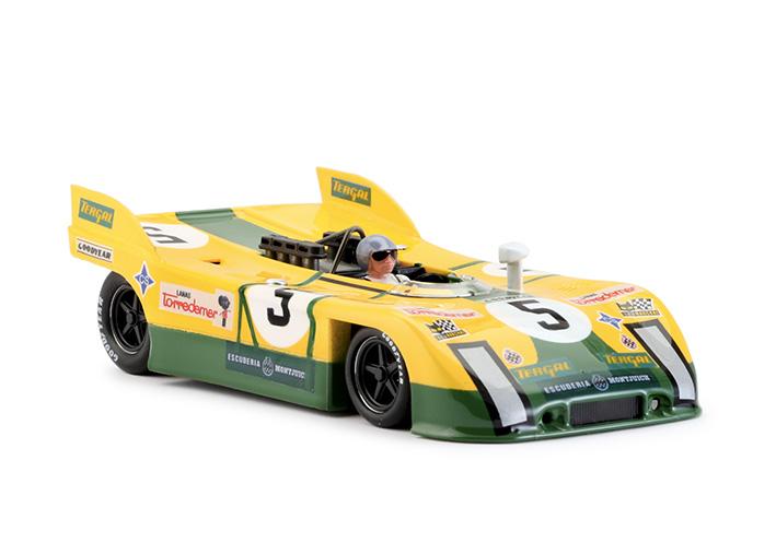 Porsche 908/3 Le Mans 1972 #5