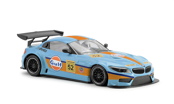 BMW Z4 - Gulf #52