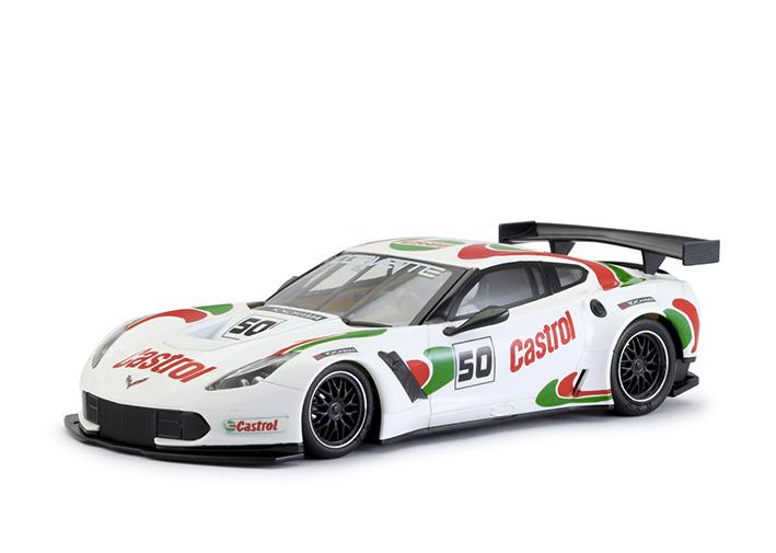 Corvette C7R - Castrol #50