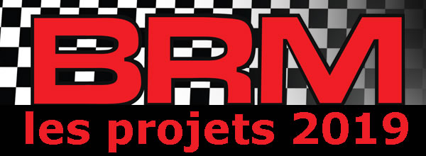 BRM les slot cars à l'echelle 1-24 en préparation