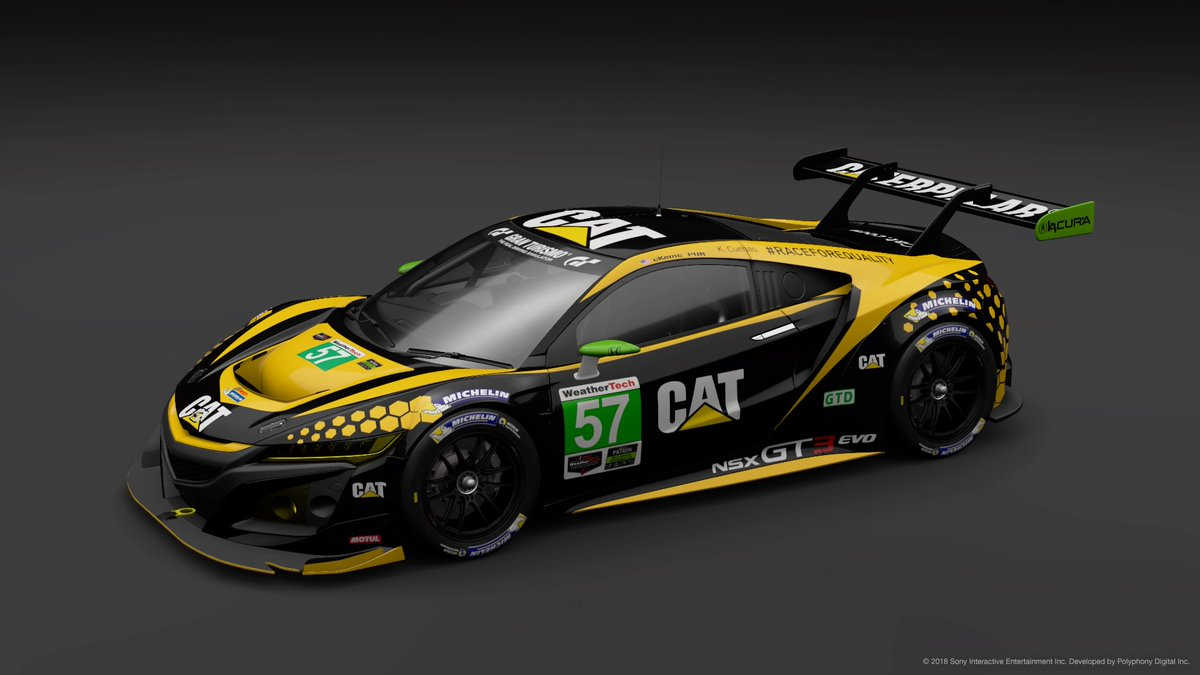 Honda NSX GT3 Meyer Shank Racing
