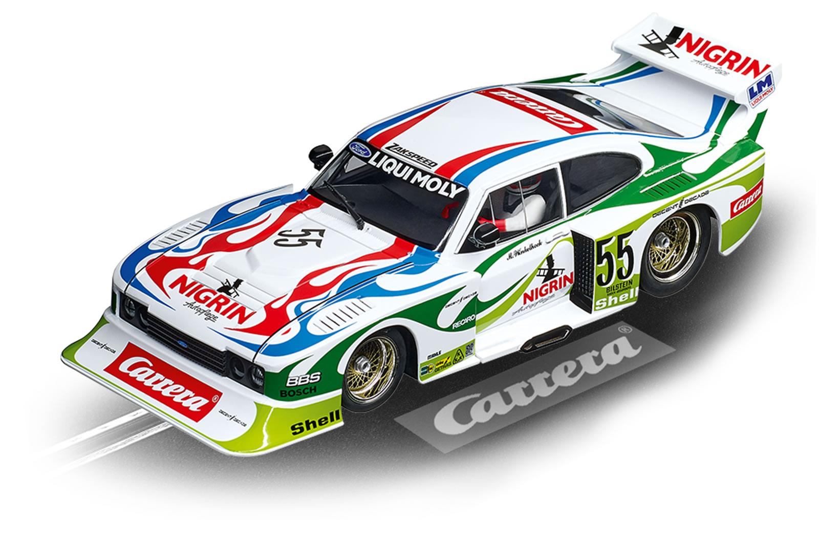 Ford Capri Zakspeed Turbo Liqui Moly Equipe #55