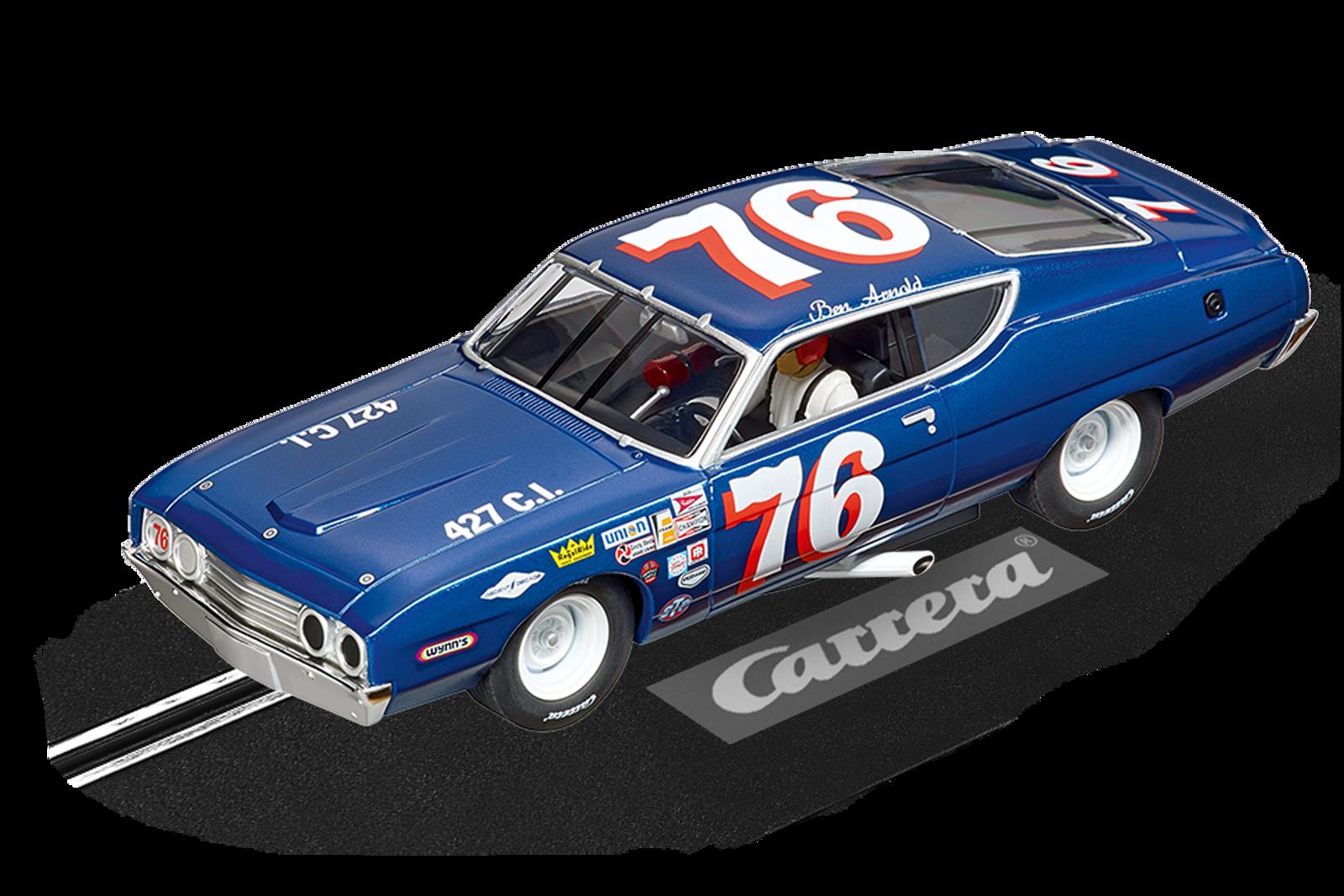 Ford Torino Talladega 1970 #76 (30907)