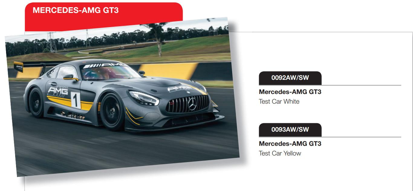 Mercedes AMG NSR