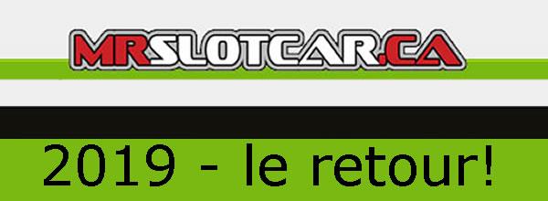 Mr Slotcar: Des nouvelles voitures de slot en 2019 et des pièces