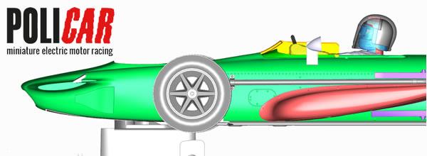 Policar Des nouveaux chassis pour les March 701