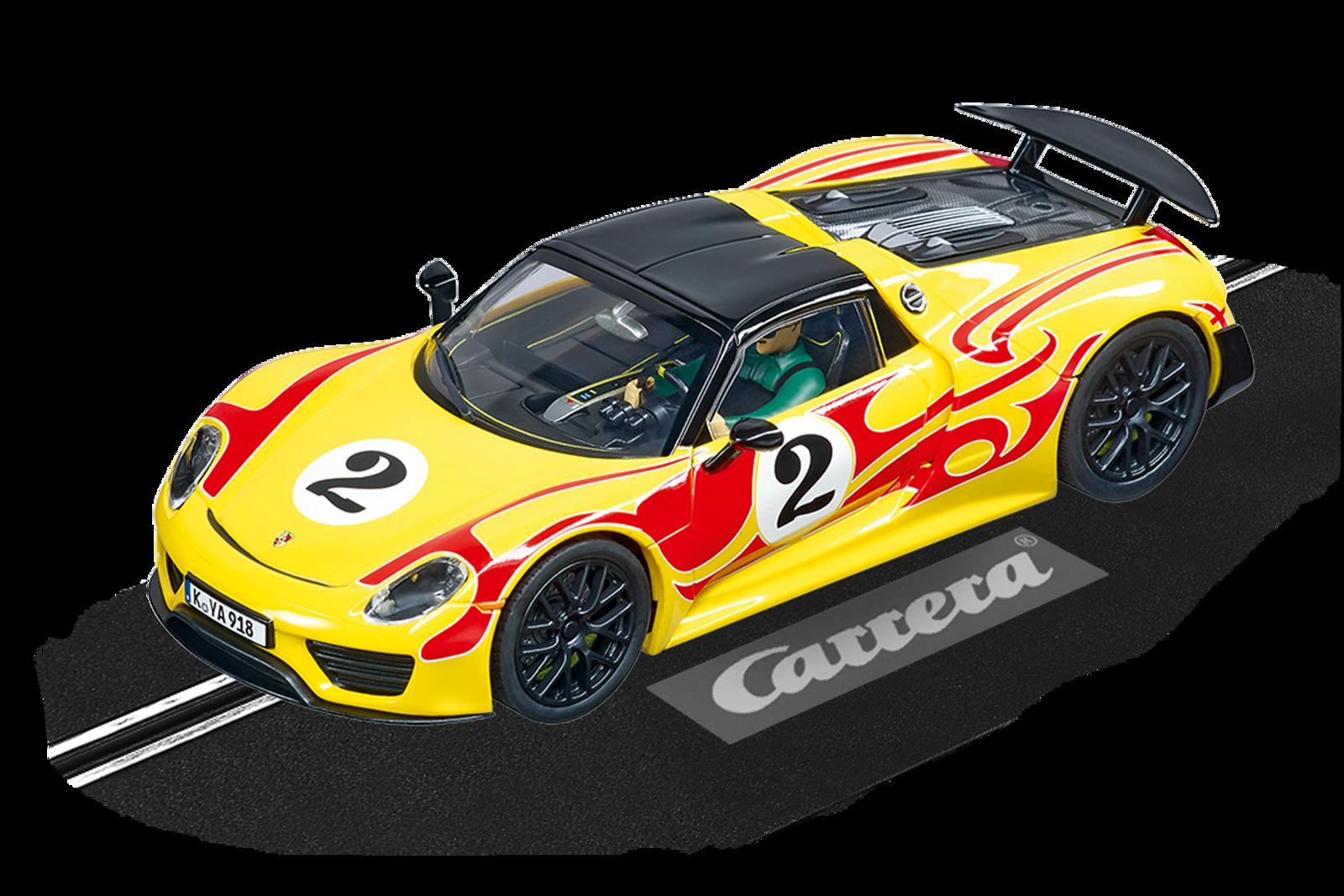 Porsche 918 Spyder #2 (30877)