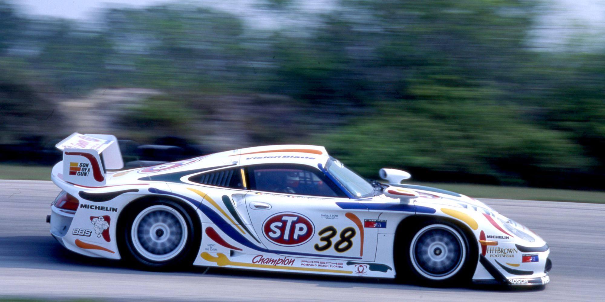 Porsche GT1 EVO