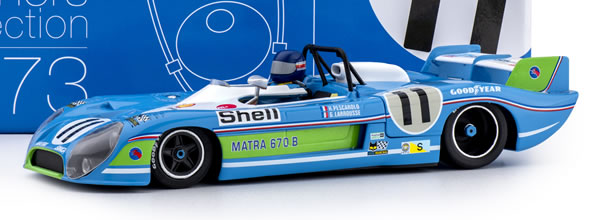 Slot.it Matra Simca 670B Le Mans Winner SI-CW21