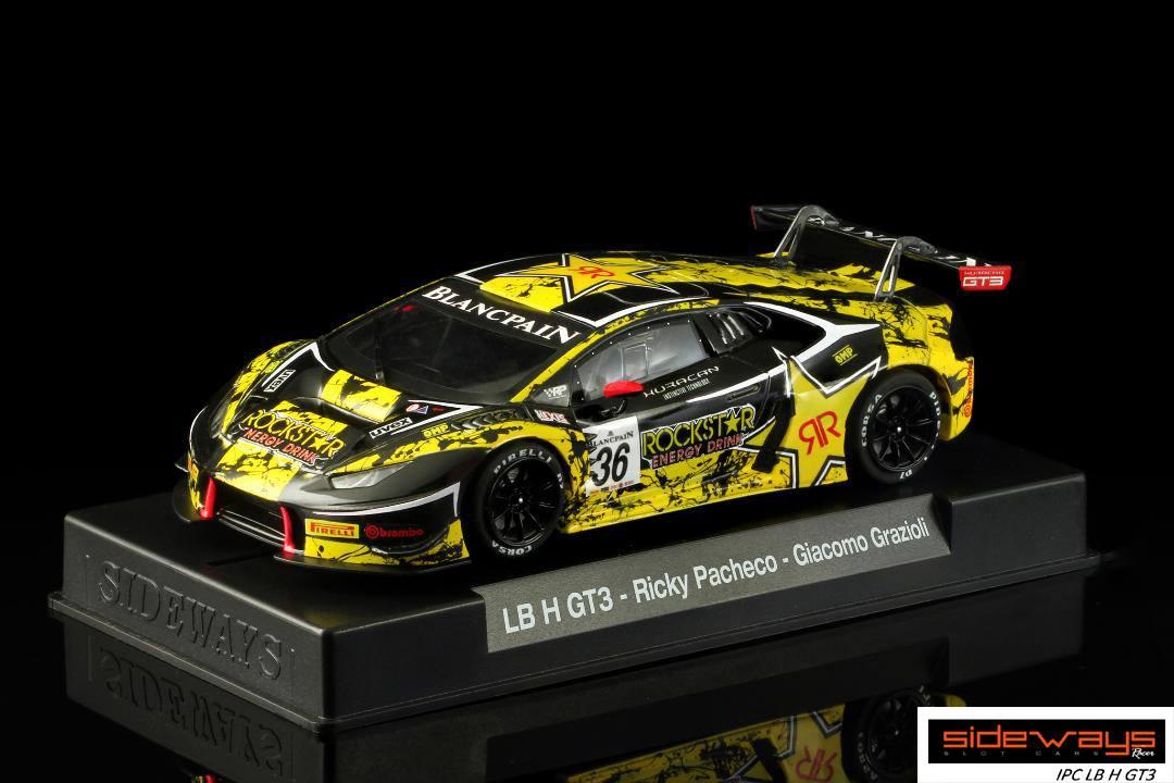 Sideways : la LBH GT3 Rockstar Energy - SWCAR01G