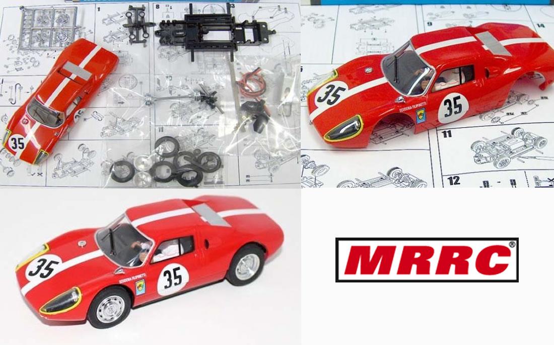MC-106SB03611 Kit 1-32 Porsche 904 # 35 24H Le Mans 1963