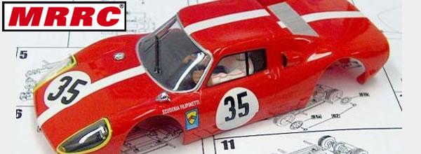MRRC: deux nouveaux Kits 1/32 Porsche 904 & Cheetah