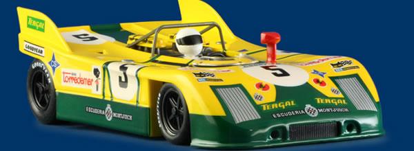NSR Slot: la Porsche 908/3 24 h le Mans 1972 et un nouveau moteur