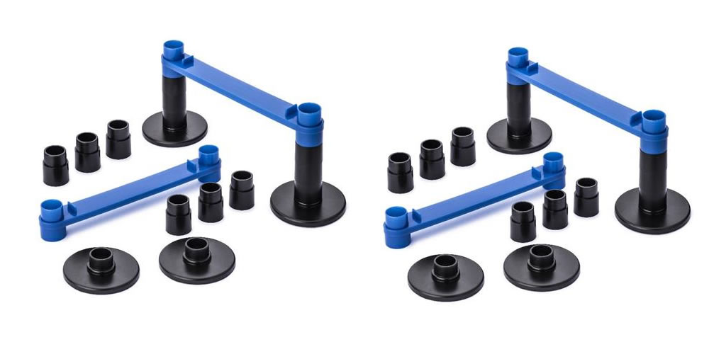 Policar - Ensemble de pont modulaire 4 pièces -P010-4- 8.50 €
