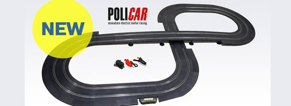 "Policar: le coffret circuit ""Starter"" est disponible en France"