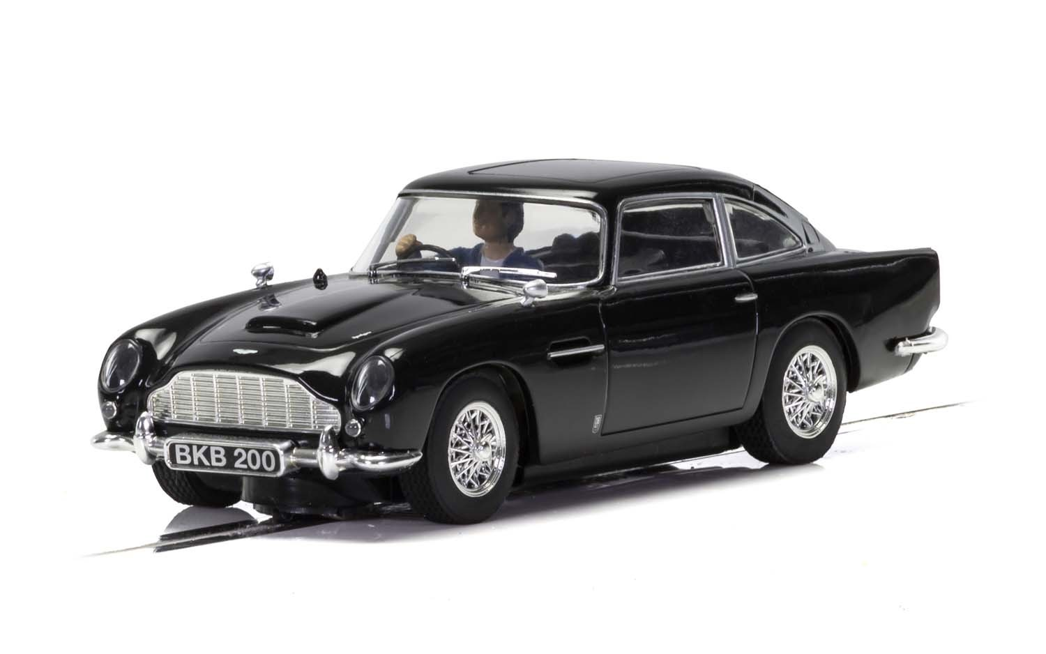 SCALEXTRIC C4029 - Aston Martin DB5 - black