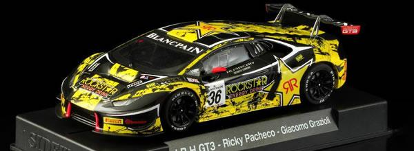 Sideways: la LBH GT3 Rockstar Energy – SWCAR01G