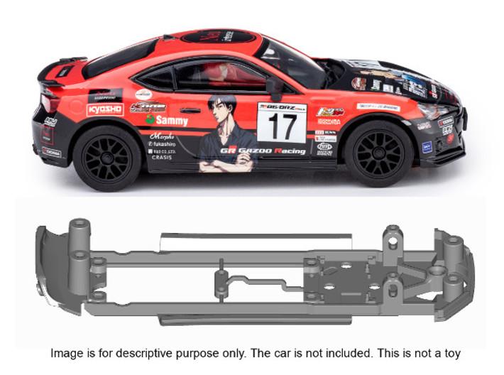 Policar: un chassis en impression 3D (Slot.it) pour la Toyota GT86