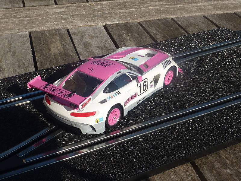 AMG GT3 Scaleauto by ASA - Association Slot Alpin