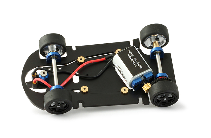 Chassis Marco LM 600 - Revoslot