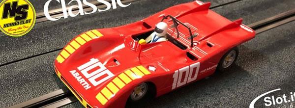 Nonno Slot: la Fiat Abarth 2000 RTR MERZARIO 1970