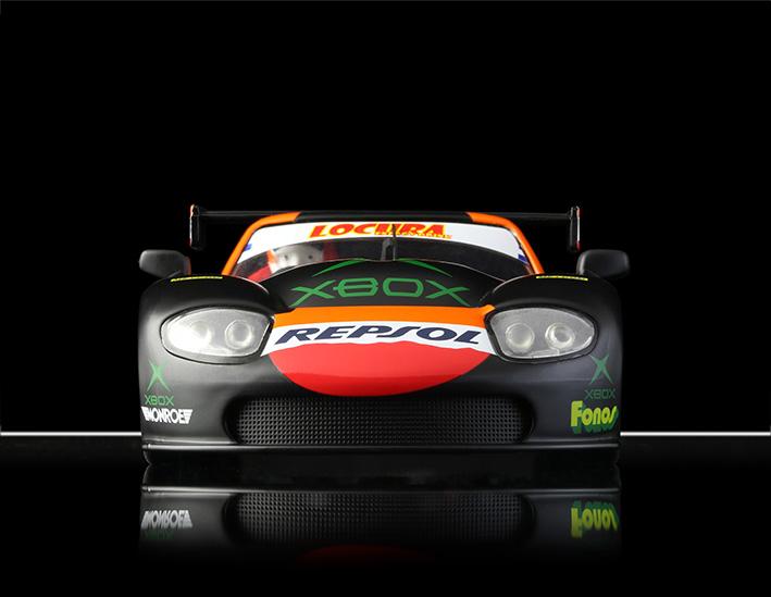 RS032- MARCOS LM 600 # 5 Repsol – X Box Championnat d'Espagne 2002