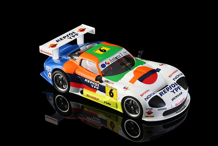 Rs033- MARCOS LM 600 # 6 Repsol – YPF Championnat d'Espagne 2001