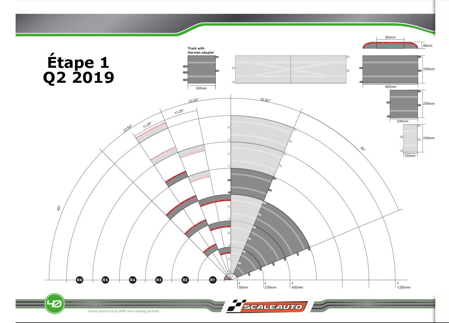 Scaleauto Pro-Track-ete2019
