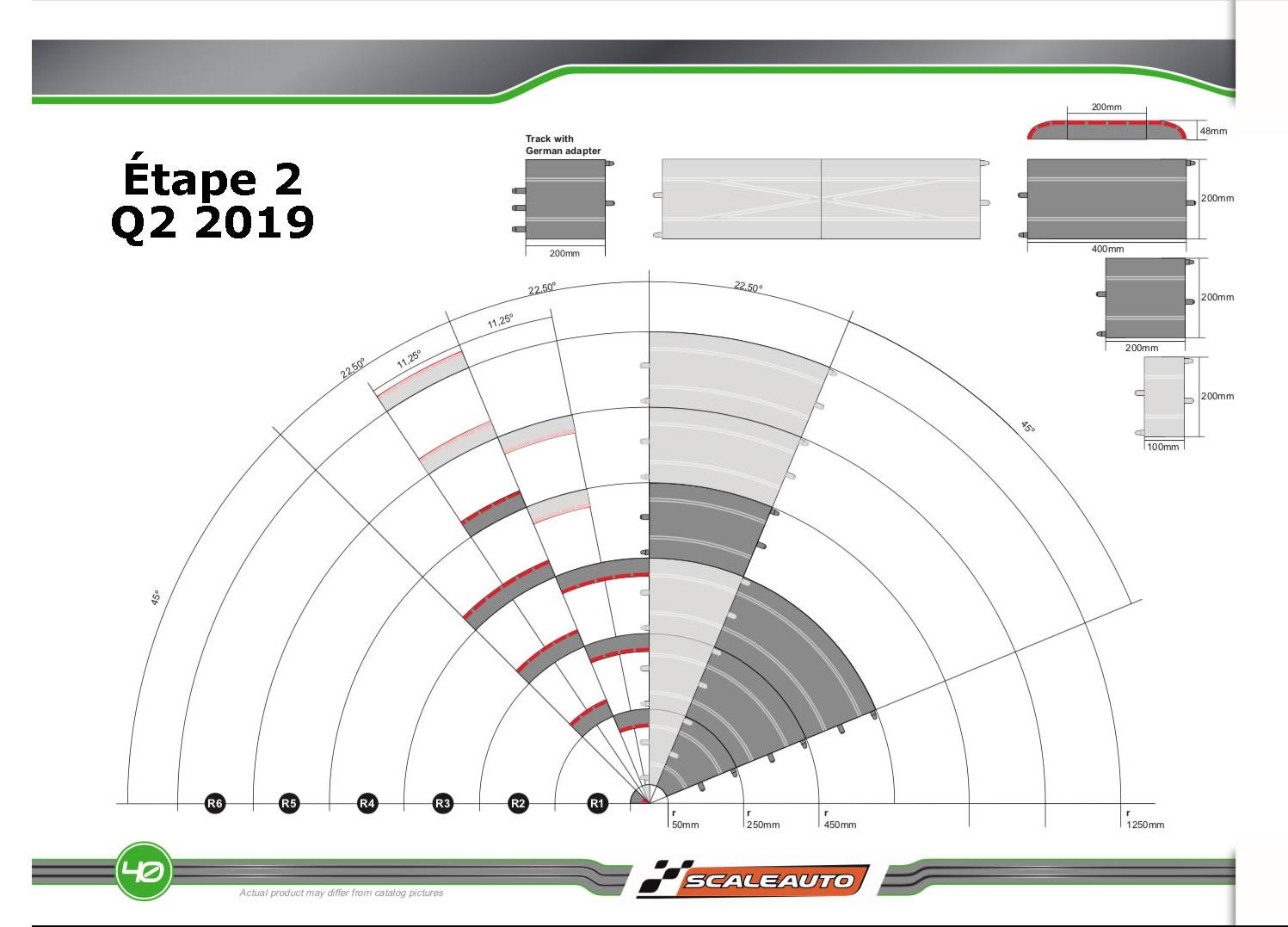 Scaleauto Pro-Track- noel2019