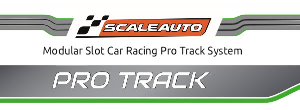 Scaleauto: les rails Pro-Track pour la WES 2019