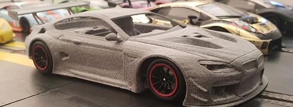 Sideways: des nouvelles de la BMW M6 pour le slot