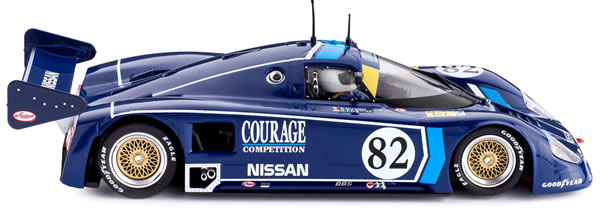 Slot.it : la Nissan R89C No.82 24h Le Mans 1990.