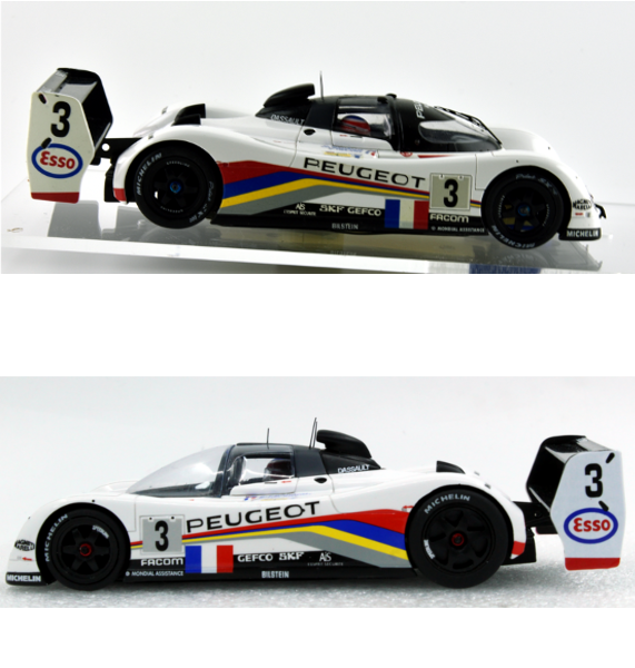 Peugeot 905 LeMans 1993 (132041EVO/3M)
